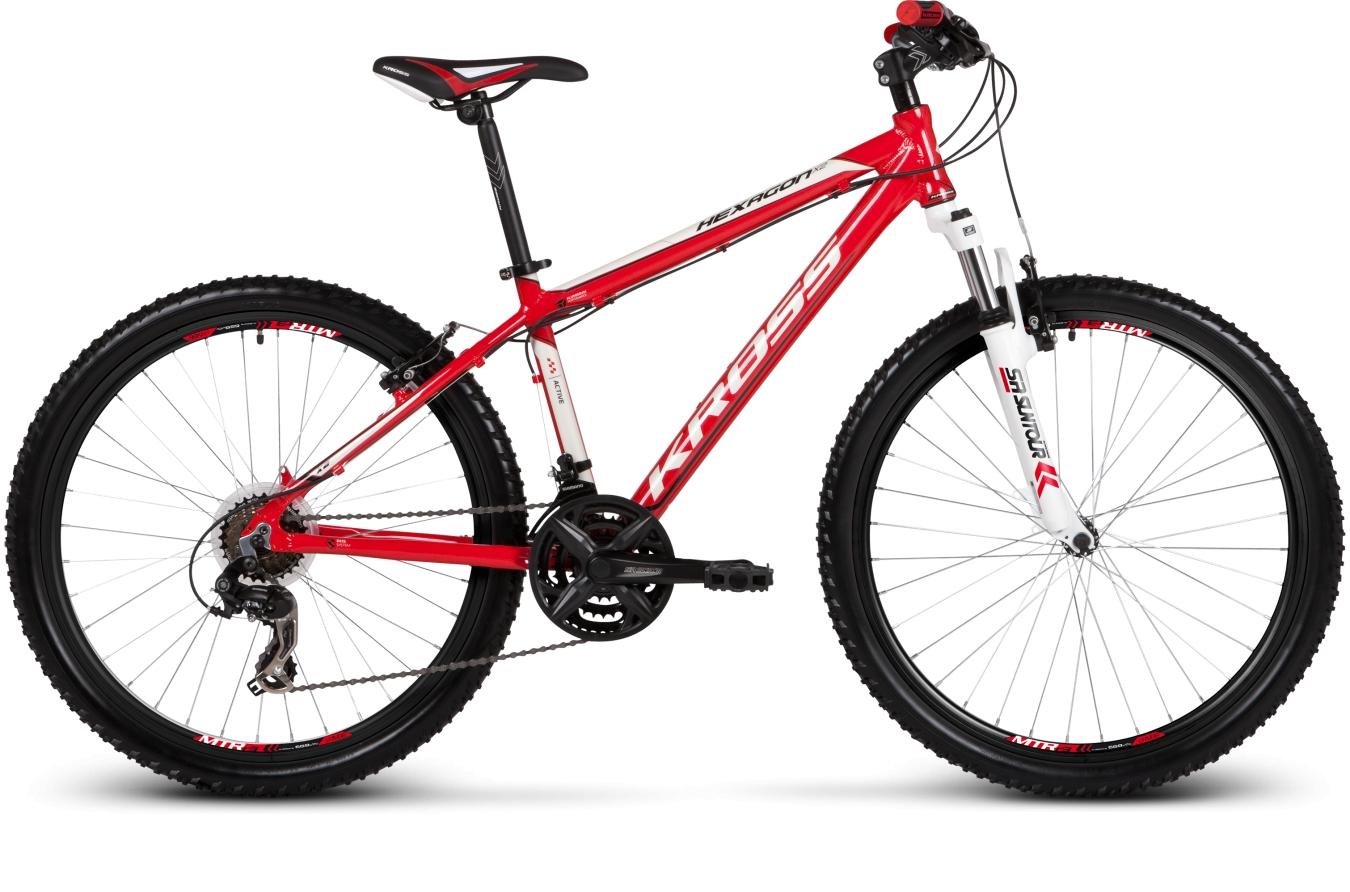 hexagon x2 kross bike mountain fahrr der mtb kross. Black Bedroom Furniture Sets. Home Design Ideas