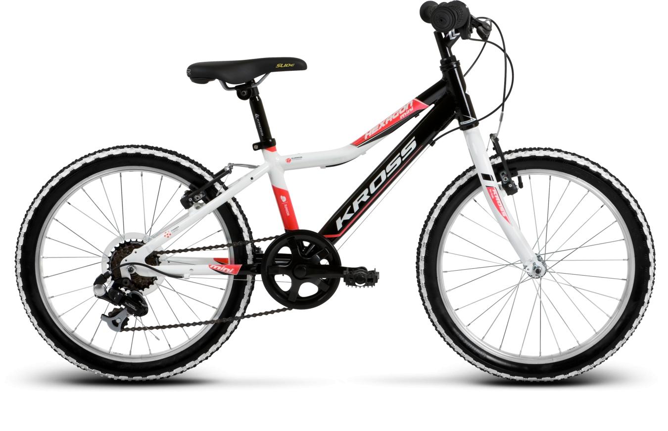 hexagon mini kross bike f r kinder fahrr der kids kross. Black Bedroom Furniture Sets. Home Design Ideas