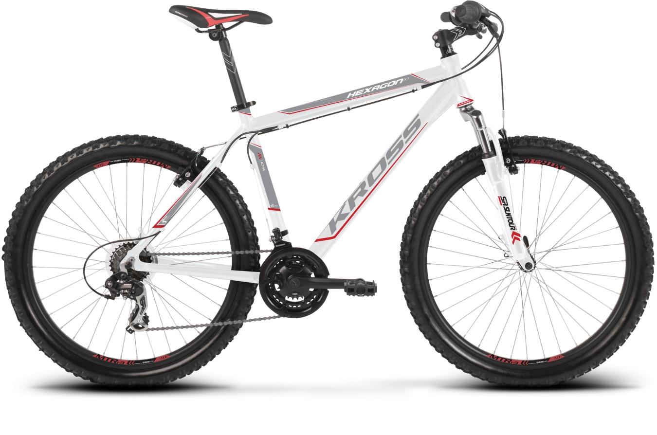 hexagon x1 kross bike mountain fahrr der mtb kross. Black Bedroom Furniture Sets. Home Design Ideas