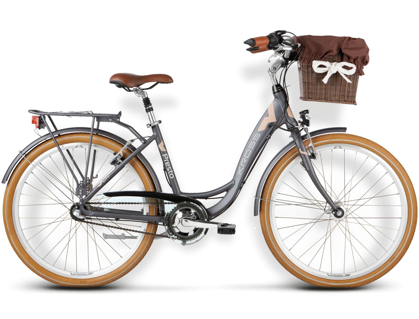 Bike Presto Bikes Urban City Kross