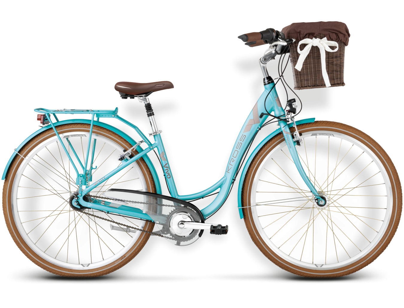 Bike Vivo Bikes Urban City Kross