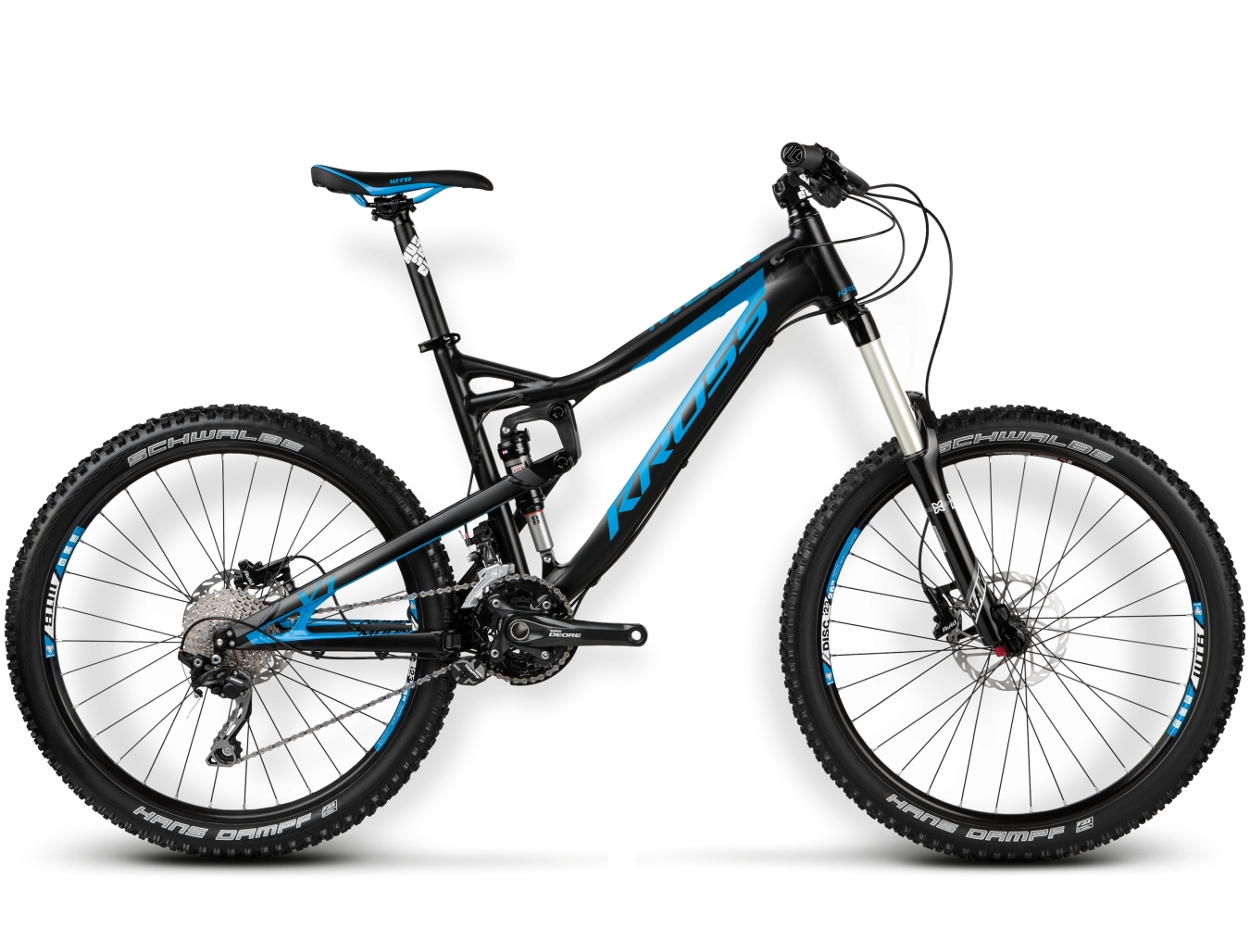 Bike Moon V1 Bikes Mountain Enduro 26 Kross