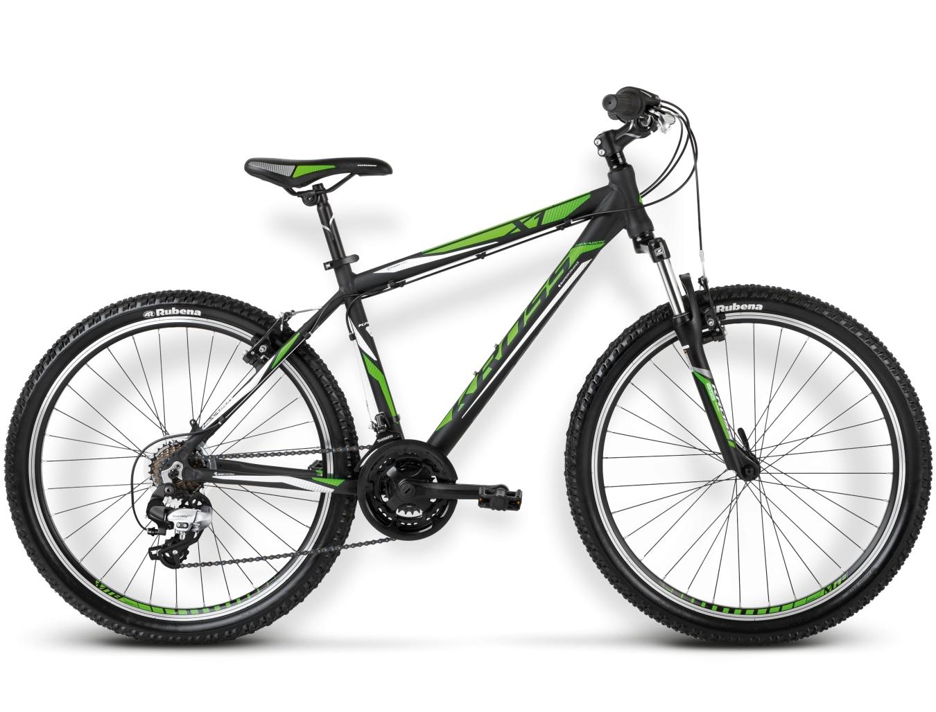 hexagon x1 kross bike mountain fahrr der mtb 26 kross. Black Bedroom Furniture Sets. Home Design Ideas