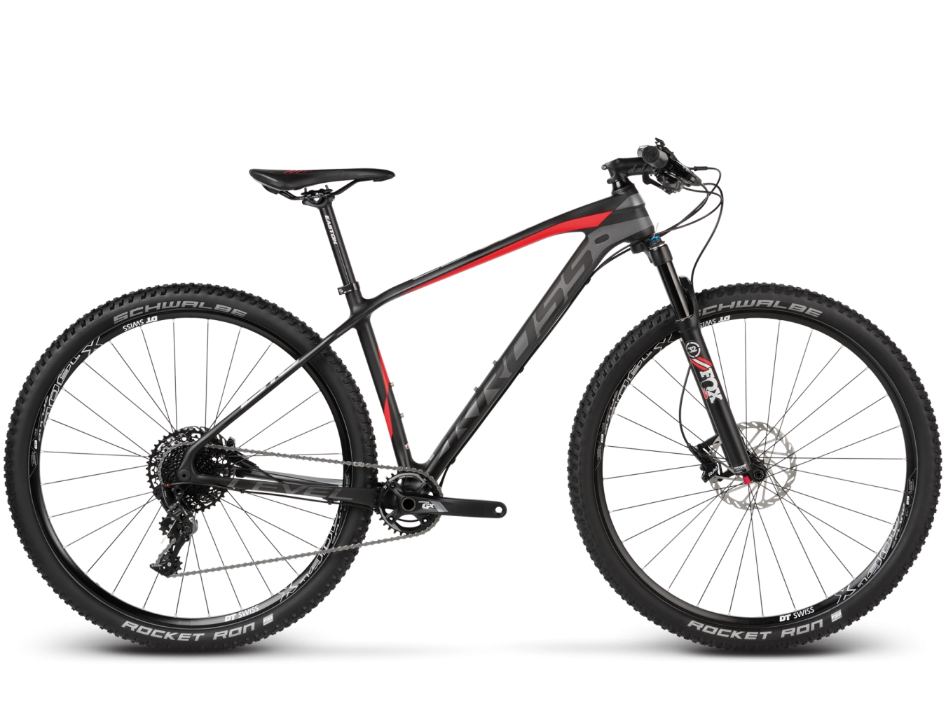 Bike Level B10 Bikes Mountain Mtb Xc Kross