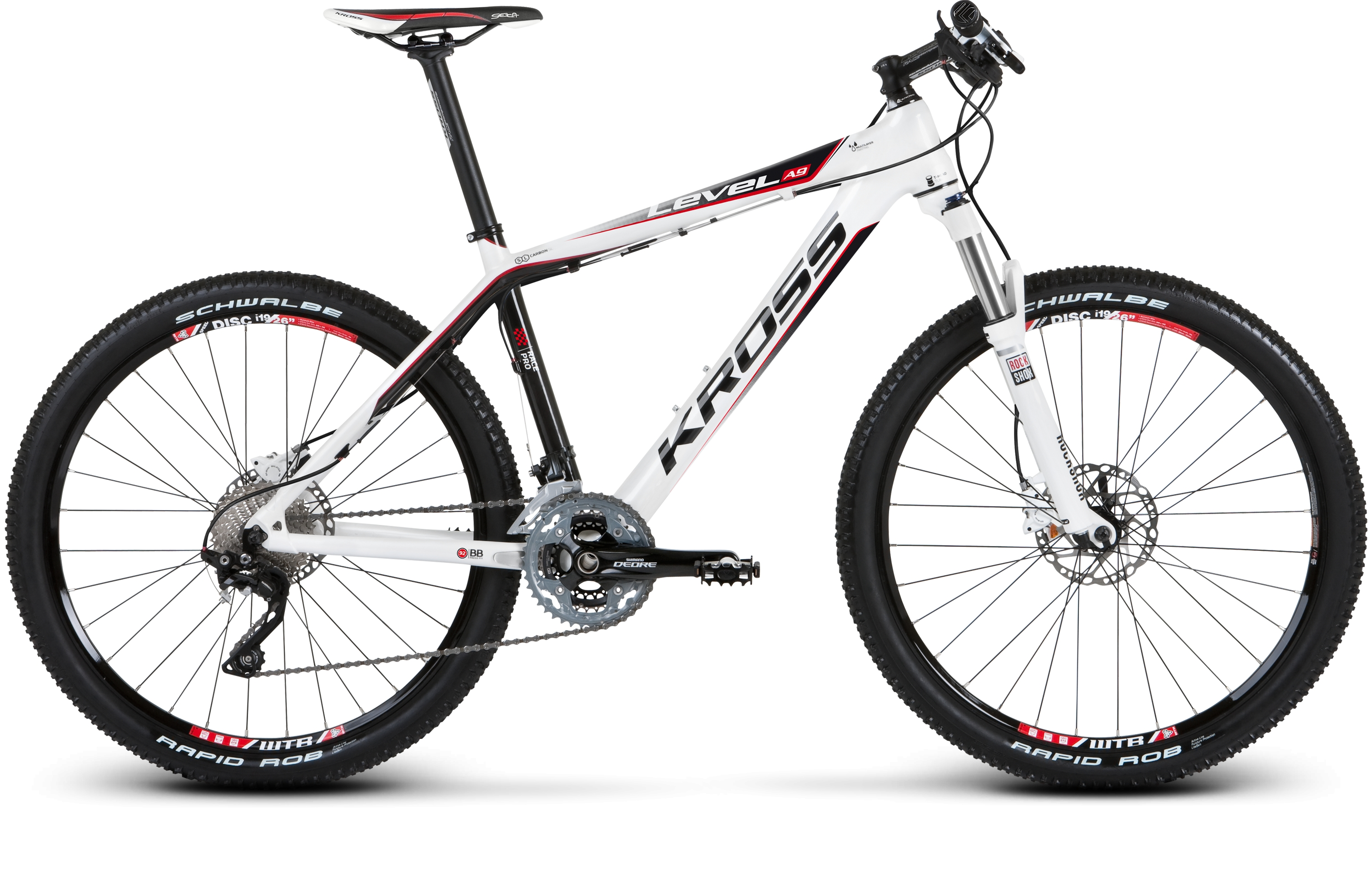 Bike Level A9 | Bikes: Mountain | MTB XC