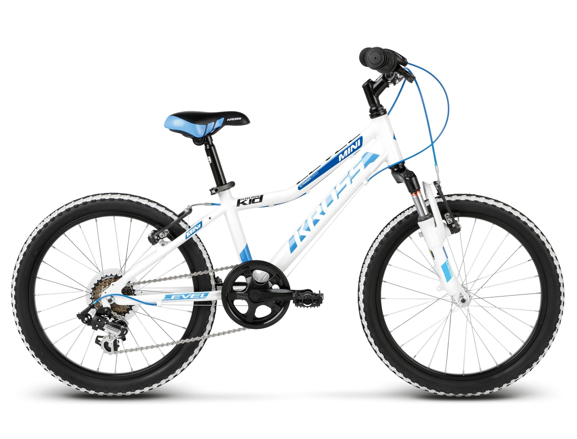 level mini kross bike f r kinder fahrr der junior kids kross. Black Bedroom Furniture Sets. Home Design Ideas