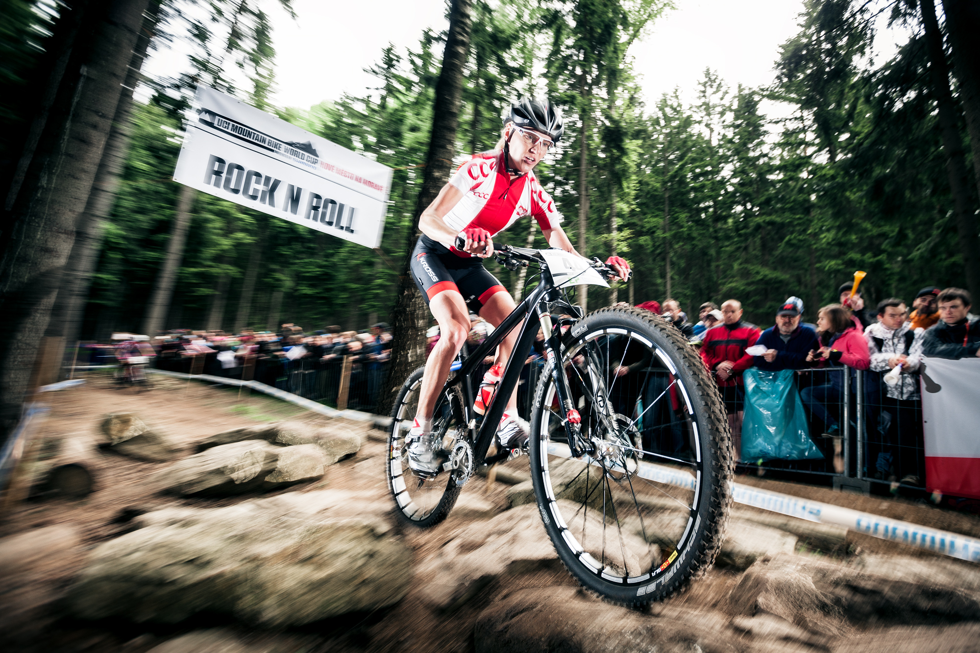 kross at xco world cup